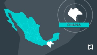 Se enfrentan policías y trabajadores en Chiapas