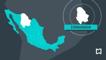 Choque autobús y camión deja siete lesionados en Chihuahua