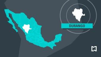 Mapa de Durango - Marzo 2017 (Noticieros Televisa)