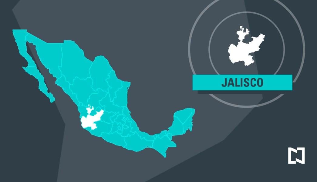 Mapa de Jalisco - Marzo 2017 (Noticieros Televisa)