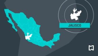Choque deja nueve lesionados en Guadalajara, Jalisco