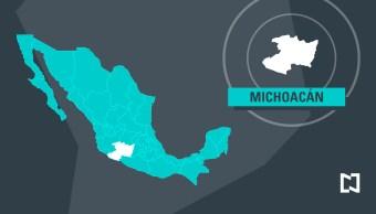 Mapa de Michoacán - Marzo 2017