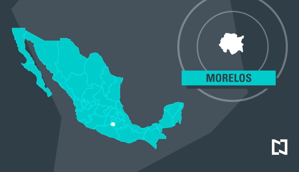 Mapa de Morelos - Marzo 2017 (Noticieros Televisa)