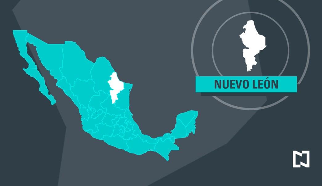 Choque en autopista Monterrey-Nuevo Laredo deja dos muertos