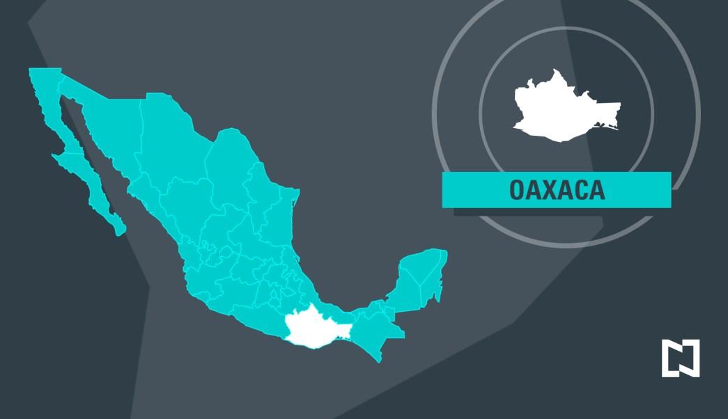 Caen dos presuntos integrantes del Cártel del Golfo en Oaxaca
