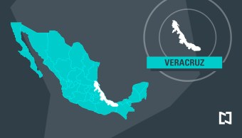 Mapa de Veracruz de Noticieros Televisa