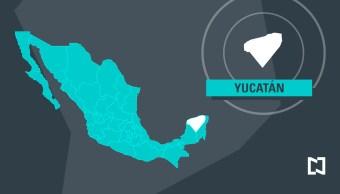 Mapa de Yucatán - Marzo 2017 (Noticieros Televisa)