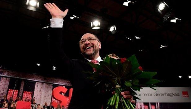 Martin Schulz, se proclama nuevo presidente del Partido Socialdemócrata Alemán
