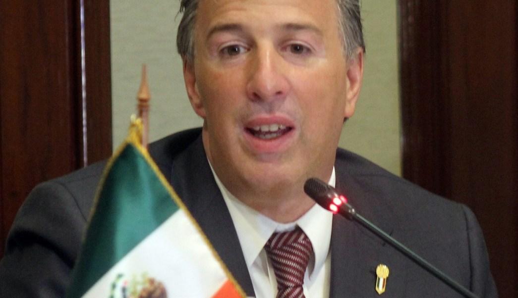 José Antonio Meade, titular de la SCHP. (Notimex/Archivo)