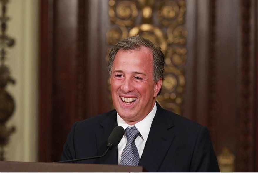 José Antonio Meade, secretario de Hacienda. (Getty Images)