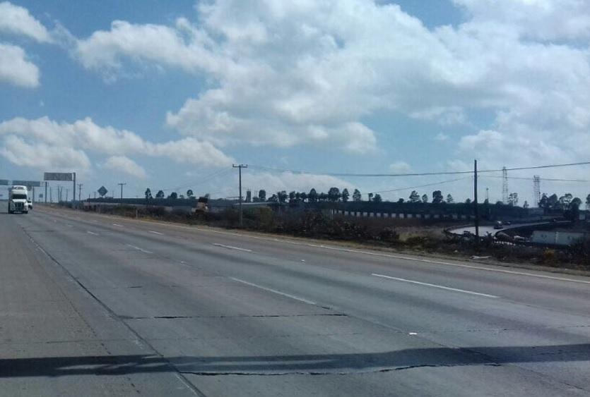 Autopista México-Querétaro. (Twitter: @PoliciaFedMx)