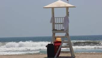 Los pronósticos indican que este fenómeno natural afectará costas mexicanas durante casi una semana. (Notimex)