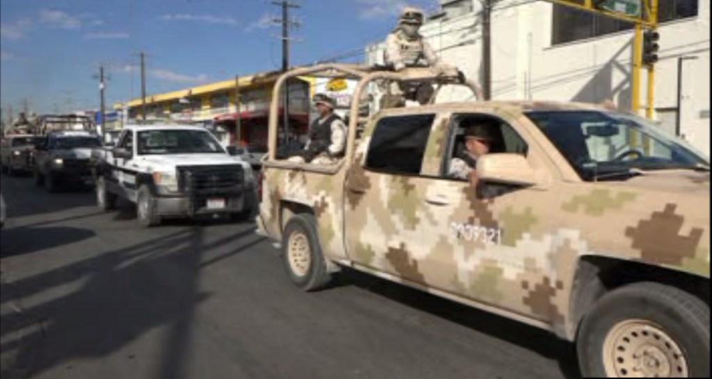 Fuerzas federales se suman a la vigilancia en Ciudad Juárez; autoridades buscan disminuir la violencia (Noticieros Televisa)