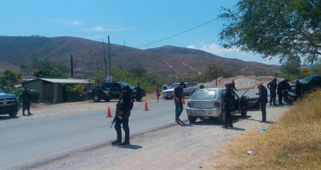 En los municipios de Chilpancingo, Chilapa, Tixtla y Zitlala, las autoridades intensificaron sus patrullajes para inhibir la comisión de los delitos (Twitter @SSPGro)