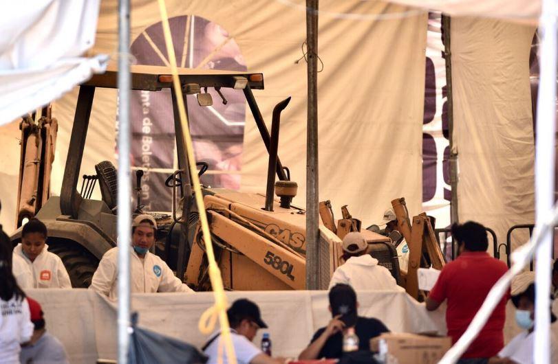 Exhuman 45 cuerpos en fosa de Jojutla, Morelos