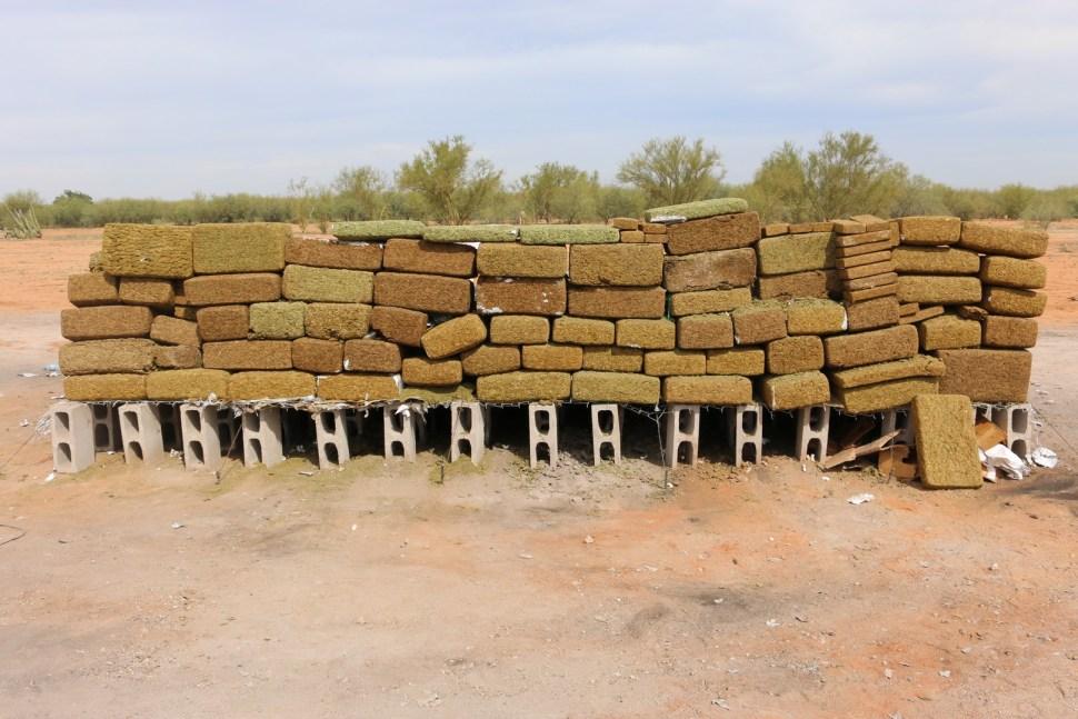 PGR incinera más de tres toneladas de narcóticos en Sonora. (PGR)