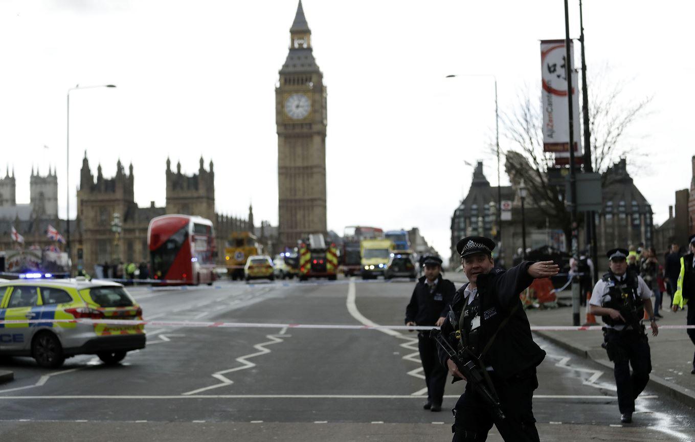 La policía ignoró el peligro de Masood, autor del atentado de Londres