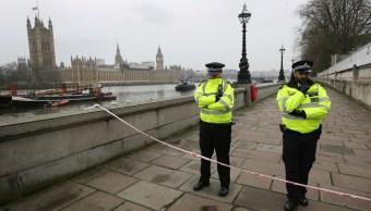 El Estado Islámico asume la autoría del atentado en Londres a través de un comunicado difundido por la agencia de noticias Amaq. (AP)