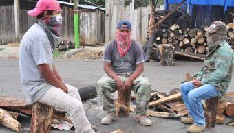 Los delitos considerados menores como riñas o asuntos familiares son resueltos a través del sistema de usos y costumbres (Noticieros Televisa)