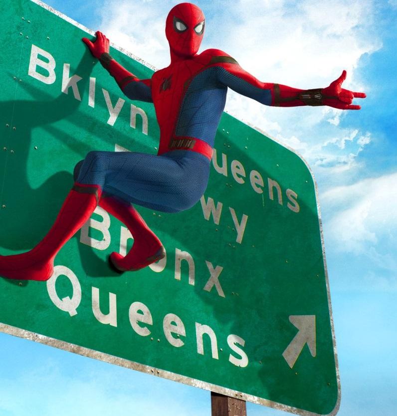 En las imágenes se muestra a un Peter Parker adolescente (Foto: Sony Pictures)