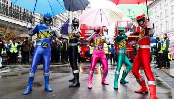 Power rangers 2017, los capitulos más raros y curiosos de los Power Rangers
