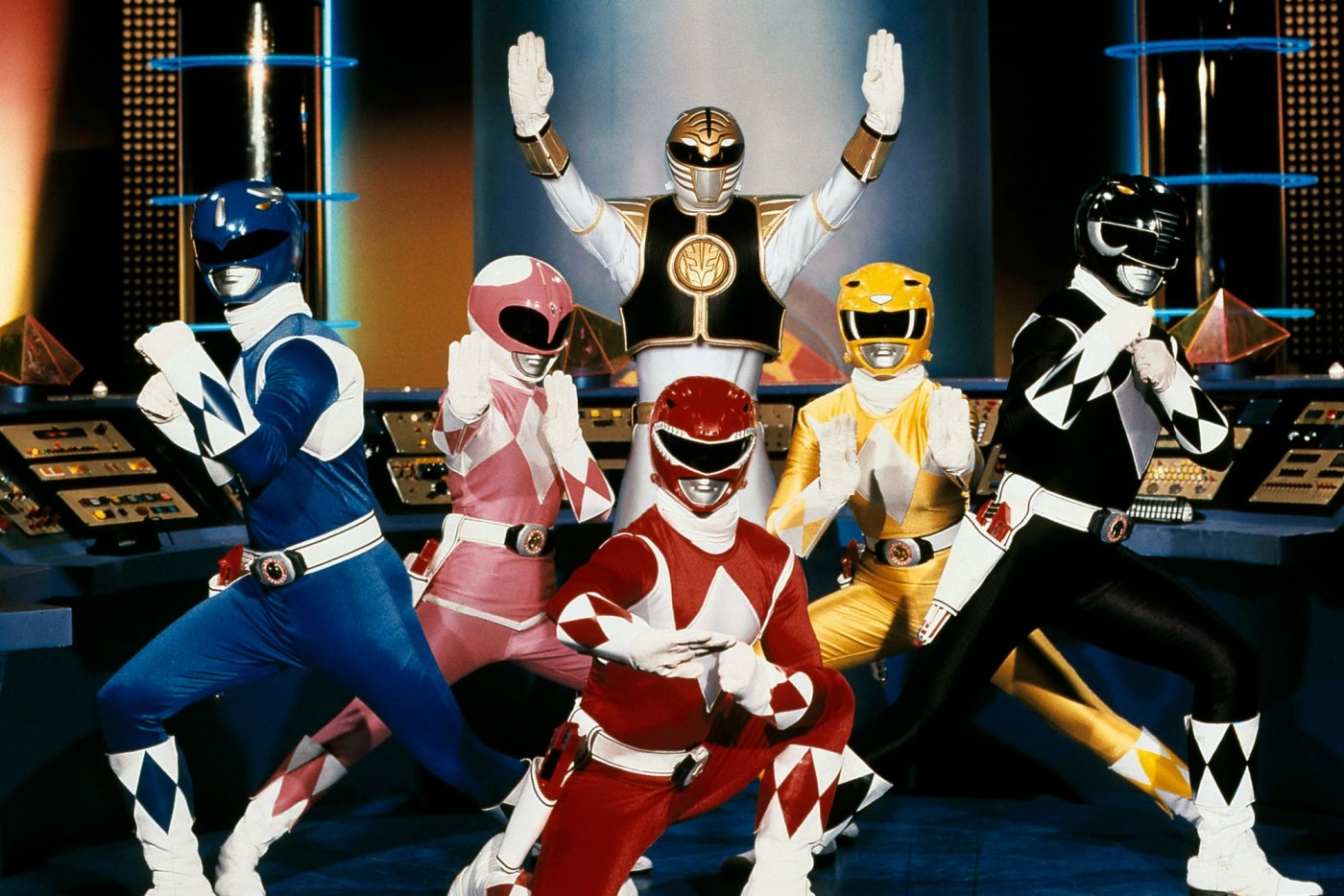 Power Rangers origenes