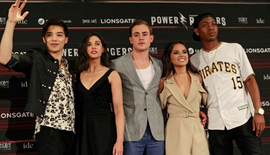 El elenco está conformado por un australiano, una inglesa, un chino y dos estadunidenses: un hombre y una mujer, nieta de migrantes mexicanos (EFE)