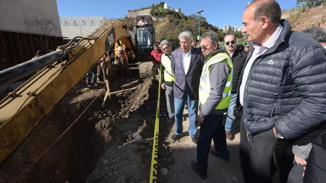 El titular de la SCT, Gerardo Ruiz Esparza, afirma que se realizará un peritaje en las obras de construcción del túnel de Huixquilucan. (Noticieros Televisa)