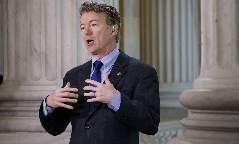 """El senador de Kentucky, Rand Paul, dijo que su copartidario John McCain está """"un poco desquiciado"""". (AP/ archivo)"""