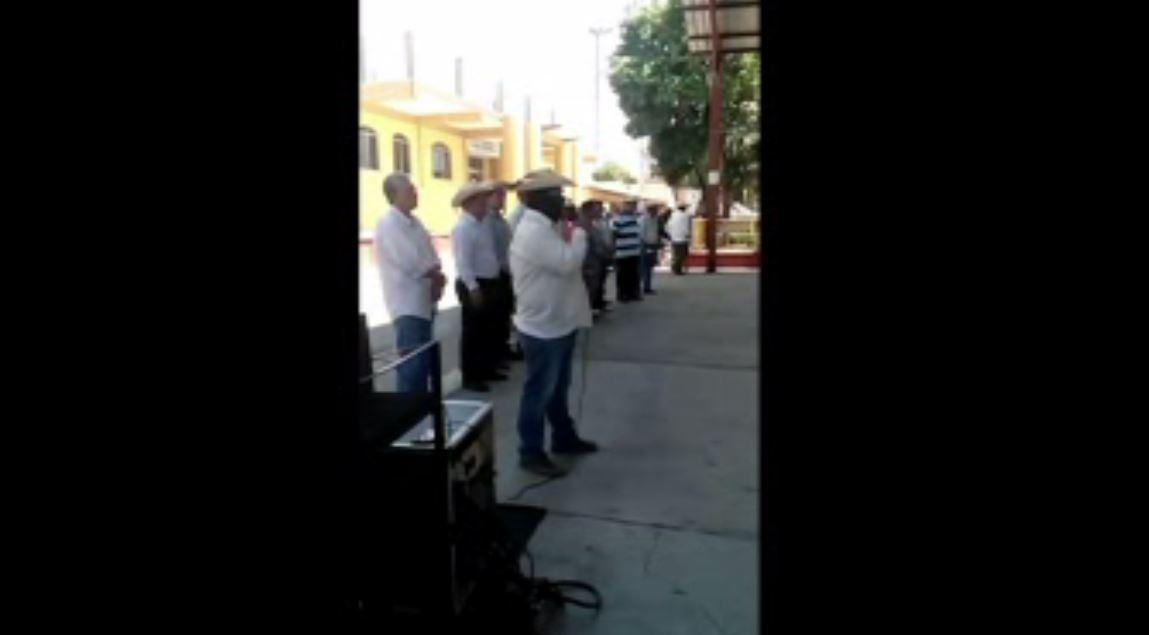Recuerdan en San Miguel Totolapan, Guerrero, a periodista asesinado. (Noticieros Televisa)