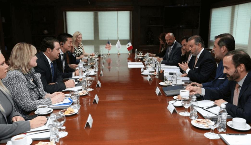 Reunión de PGR con procuradores de los Estados Unidos. (PGR)
