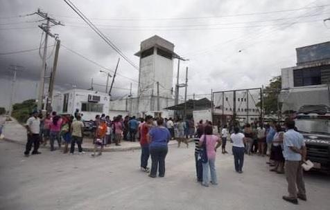Hasta el momento, se tiene registro de 4 internos lesionados y ningún deceso. (Noticieros Televisa)