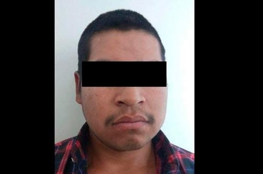 Romeo R. M, de 21 años, es el presunto homicida del activista indígena, Isidro Baldenegro López. (Fiscalía de Chihuahua)