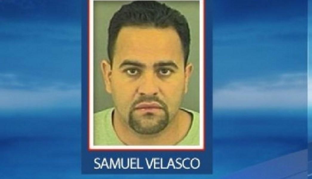 Samuel Velasco. (Twitter: @CBS4Local/Archivo)
