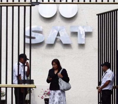 SAT: Empresas fantasma facturan hasta 900 mil mdp