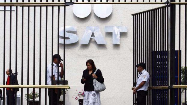 Servicio de Administración Tributaria. (Noticieros Televisa, archivo)