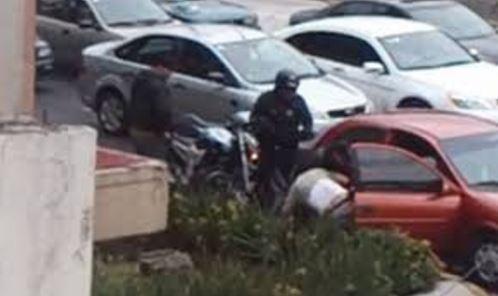 El 20 de septiembre de 2013, el colombiano circulaba por avenida Cuauhtémoc, cuando fue interceptado por cuatro hombres que viajaban en motocicletas (PGJ/Archivo)