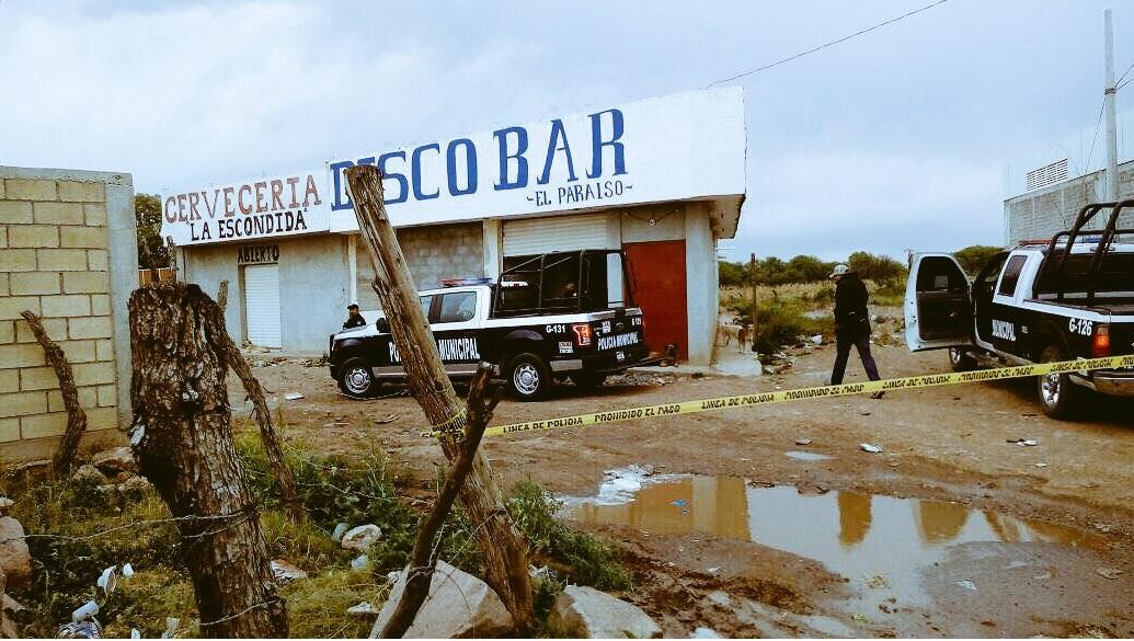 En Zacatecas, el primer trimestre del año ha resultado ser el más violento en muchos años. (@SSP_Zac, archivo)