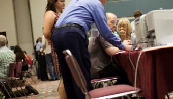 Aumentó el número de ciudadanos estadounidenses que pidieron subsidios por desempleo. (Getty Images)
