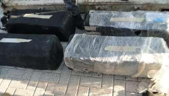 Semar decomisa cocaína en Michoacán (Secretaría de Marina)
