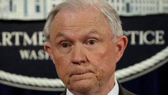 Jeff Sessions, procurador general de Estados Unidos. (Reuters, archivo)