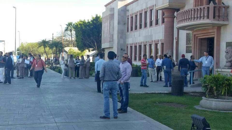 Ocurre sismo de magnitud 5.5 en Ahome, Sinaloa. (Noticieros Televisa)