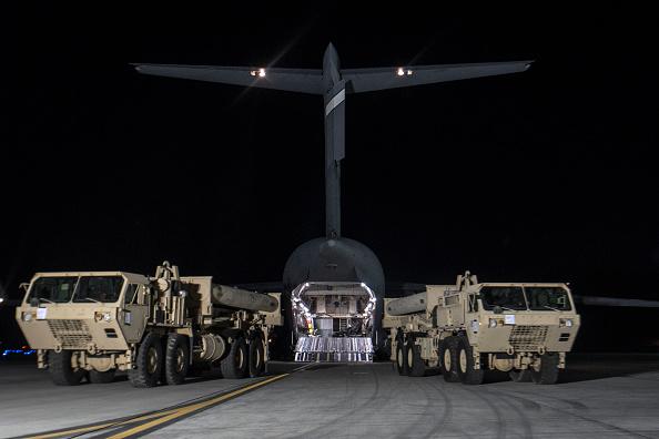 El despliegue de un sistema antimisiles estadounidense en Corea del Sur ha provocado la molestia de China. (Gety Images)