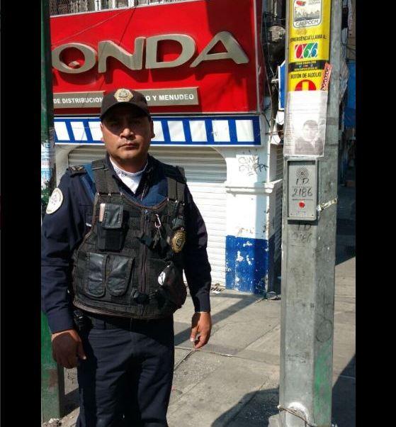 Policía de la CDMX aplica operativo para evitar mal uso de botones de auxilio
