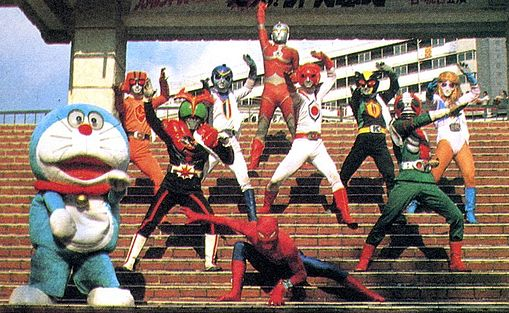 Tokusatsu Power Rangers Origenes