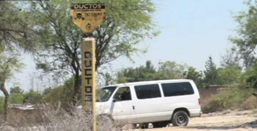 Controlan fuga de combustible por toma clandestina en León, Guanajuato