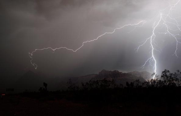 Se pronostican vientos con rachas superiores a 60 kilómetros por hora (GettyImages/Archivo)