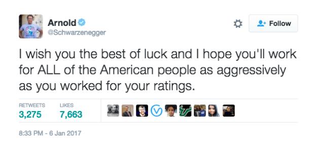 tweet trump Schwarzenegger 5