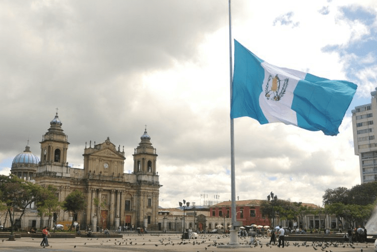 Un sismo de magnitud 5.4 sacude Guatemala.