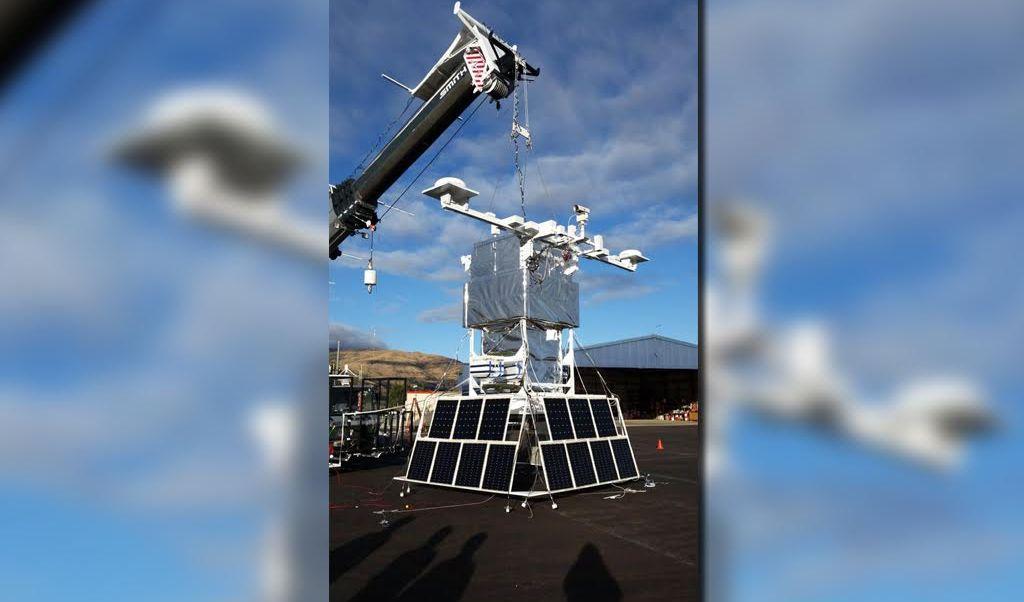 UNAM construye telescopio para observar rayos cósmicos en el espacio. (Twitter /@UNAM_MX)
